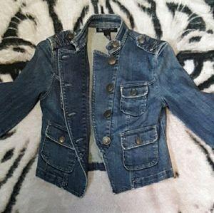 Trendy Jean jacket 🔥